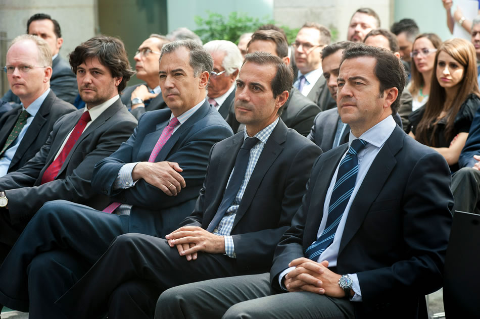 Firma Convenio Madrid Network Cámaras Europeas