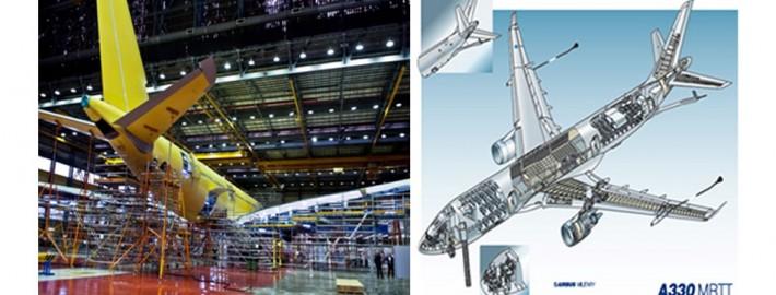 Iberia transformará en tanqueros MRTT otros tres aviones Airbus A-330