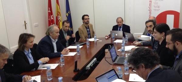Reunión inaugural de la OPE Madri+d – IMDEA