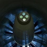 LUCA MAZZOCCO Turbina de un túnel de viento