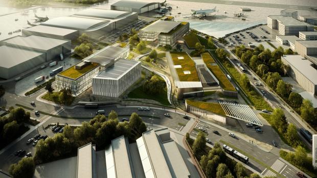 Airbus abre campus en getafe tecnogetafe for Oficina de empleo getafe