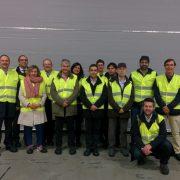 Reunión de Líderes de Grupos de Innovación MATERPLAT en Airbus.