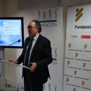 Miguel Ángel Gómez Tierno, director de la Escuela Técnica Superior de Ingenieros Aeronáuticos de la Universidad Politécnica de Madrid