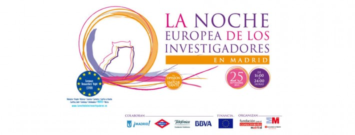 Noche Europea de los Investigadores 2015